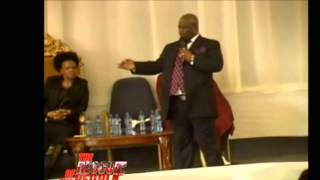 The Fulness of Christ by Apostle Prophet Andile Myemane PhD