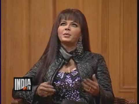 Rakhi Sawant, The Swayamvar Girl, in Aap Ki Adalat (Part 1) - India TV