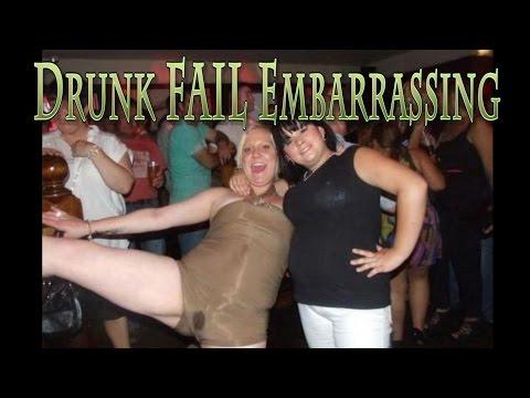 Drunk FAIL Embarrassing Nightclub Photos