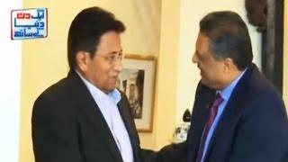 Pervez Musharraf in Aik Din Dunya Ke Sath by Sohail Warraich - 12 March 2017