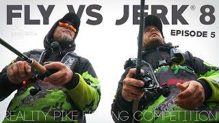 Fly vs Jerk 8 - EPISODE 5 - Kanalgratis.se (with German, French & Dutch subtitles)