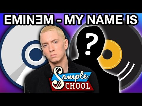 EMINEM - MY NAME IS: SAMPLE SCHOOL