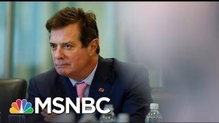 Subpoena Issued Regarding Donald Trump Associate Paul Manafort (Exclusive)   Rachel Maddow   MSNBC