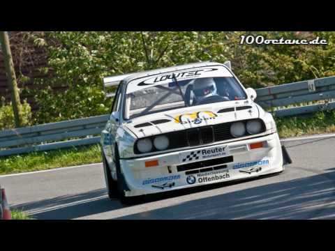 BMW M3 E30 V8 Bergrennen Osnabrück 2009 Hill Climb Motorsport Exhaust