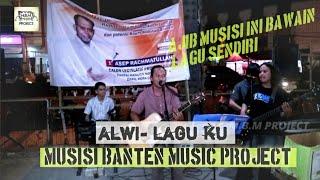 Musisi Ini Membawakan Lagu Sendiri || Musisi Banten Music