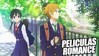 Top 5 Mejores Películas de ROMANCE del Anime