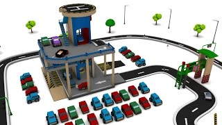 car cartoon - cars for kids  - cars for children - car cartoons for children - cartoon cars