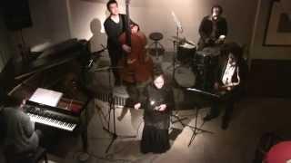 *Maria Lourdes & Shinya Koseki  Trio + Sax 小野卓* [ The Heart Of Jazz ]