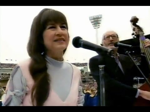 The Seekers I Am Australian Waltzing Matilda Georgy Girl Live 1994