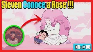Steven Por Fin Conoce A Su Madre Rose Cuarzo ? ... | NotiRandom #06