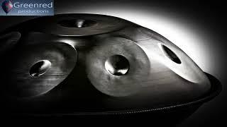 Hang Drum Music for Focus with Binaural Beats, Focus Music, Handpan Study Music
