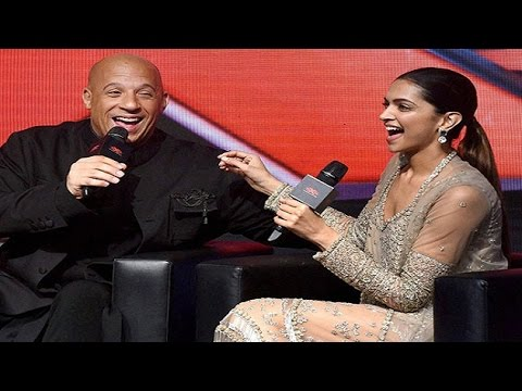Xxx Mp4 Highlights Of Vin Diesel Deepika S XXx Promotion In Mumbai 3gp Sex