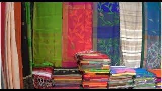 Bengali Saree (Part 1) | Wonderful World Of Beautiful & Elegant 'Tant Saree' Of Kolkata, WB, India