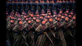 Военный парад 7 ноября 2017 года