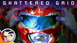 """Power Rangers Shattered Grid """"Death of a Ranger..."""" #1 - Complete Story"""