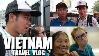 VIETNAM vlog: traveling SAIGON TO HA GIANG  -15 hours!!!