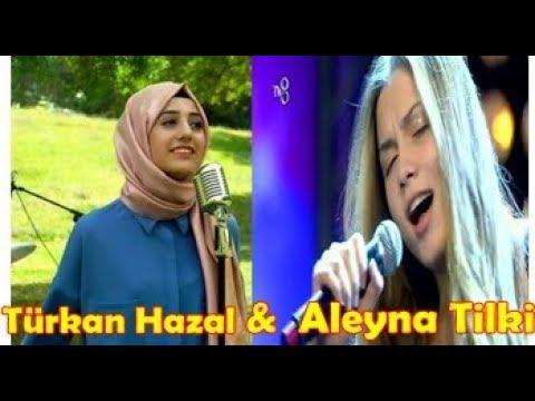 Xxx Mp4 Aleyna Tilki Mi Yoksa Türkan Hazal Mı Gesi Bağları Vdeo Klip Yeni 2018 3gp Sex