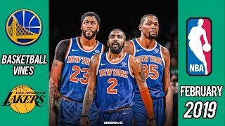 NEW The BEST Basketball Vines of February 2019 WEEK 1