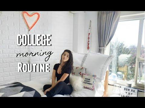 Xxx Mp4 My COLLEGE Morning Routine 3gp Sex