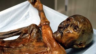 Ötzi the Iceman Finds his Voice 5,000 Years Later