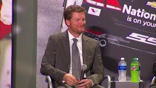 Dale Earnhardt Jr: Retiring is bittersweet