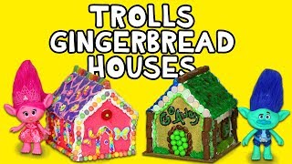 Trolls Gingerbread House Challenge. Totally TV
