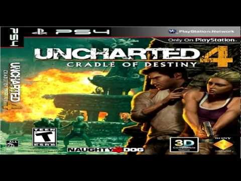 PS4 preview UNCHARTED 4 leaked poster PLAYSTATION 4