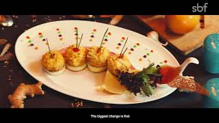 The Song Of India - The only Indian Michelin Star restaurant in Southeast Asia