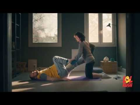 Expecting Fiber One TV commercial/advertisement - Funny one