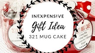INEXPENSIVE GIFT IDEAS | MUG CAKE TUTORIAL | PACKAGED GOODIES | $5 | EP #5