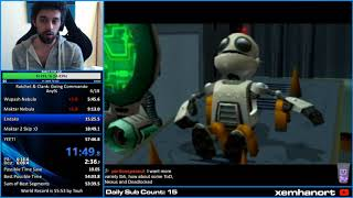 [World Record] Ratchet and Clank: Going Commando Any% Speedrun in 55:43