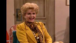 Debbie Reynolds on The Golden Girls
