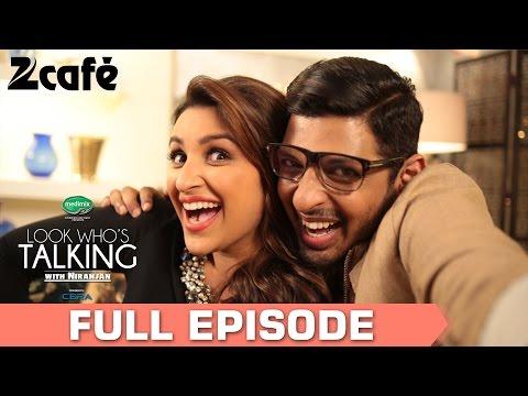Xxx Mp4 Look Who S Talking With Niranjan Iyengar Parineeti Chopra Full Episode Zee Cafe 3gp Sex