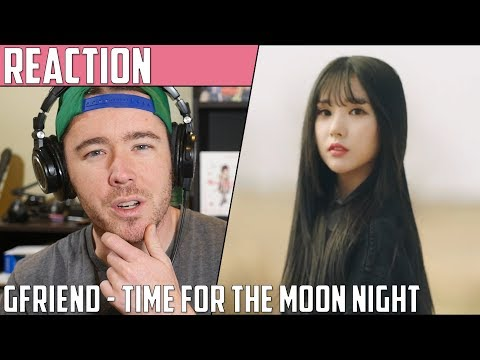 GFriend(여자친구) - Time For The Moon Night(밤) MV Reaction