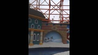 Dora the Explorer ride Blackpool pleasure beach