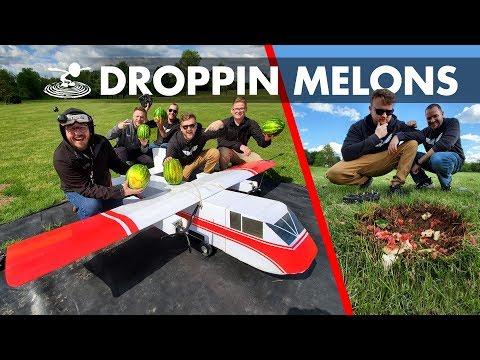 Operation Melon Drop Bombs away 🍉💥