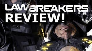 LawBreakers Review! Just Less Fun Overwatch? (PS4)