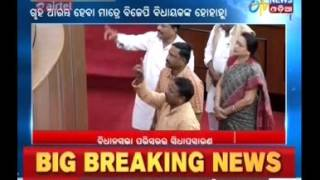 Odisha Assembly adjourned - Etv News Odia