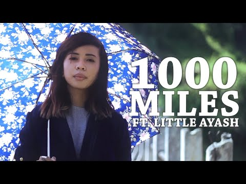 DIRTY GLASS - 1000 Miles - feat Little Ayash (Official Video)