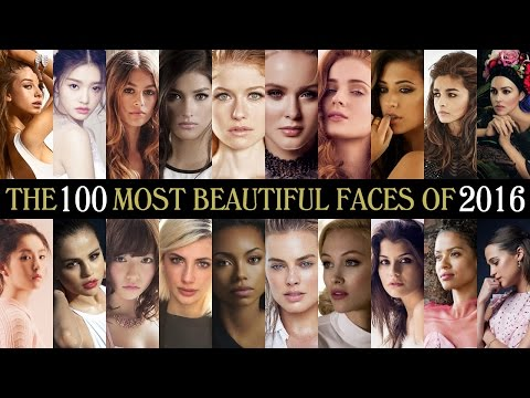 Download The 100 Most Beautiful Faces of 2016 On Musiku.PW