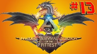 [13] Unnatural Selection Tournament Qualifiers! (ARK SOTF Survival Of The Fittest)