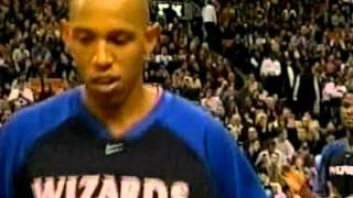 2001.12.16 Washington Wizards@Toronto Raptors