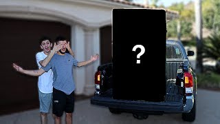 SURPRISING MY BROTHER WITH A HUGE GIFT!! ($5,000)