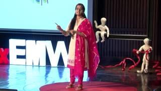 The magic passion can create   Roshni Mukherjee   TEDxEMWS
