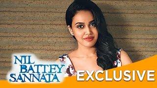 Nil Battey Sanata - Swara Bhaskar | Interview