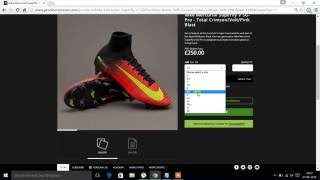 HOW TO GET NIKE SUPERFLY V FOR FREE (PRO DIRECT)