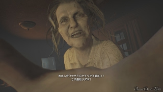 【PS4】RESIDENT EVIL 7: BIOHAZARD - DLC Banned Footage ・ベッドルーム(最短ルート・吹き替えver.)