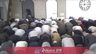 Day 26 - Taraweeh Prayer 2018: Qari Zakaullah Saleem | Abdullahi Hussein