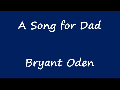Father s Day Song Birthday Song A Song For Dad