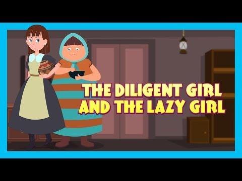 Xxx Mp4 THE LAZY GIRL MORAL STORY FOR KIDS KIDS HUT STORIES ANIMATED STORIES FOR KIDS 3gp Sex